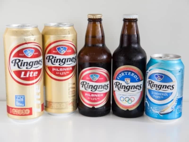 ノルウェーのビールundefinedRingnes