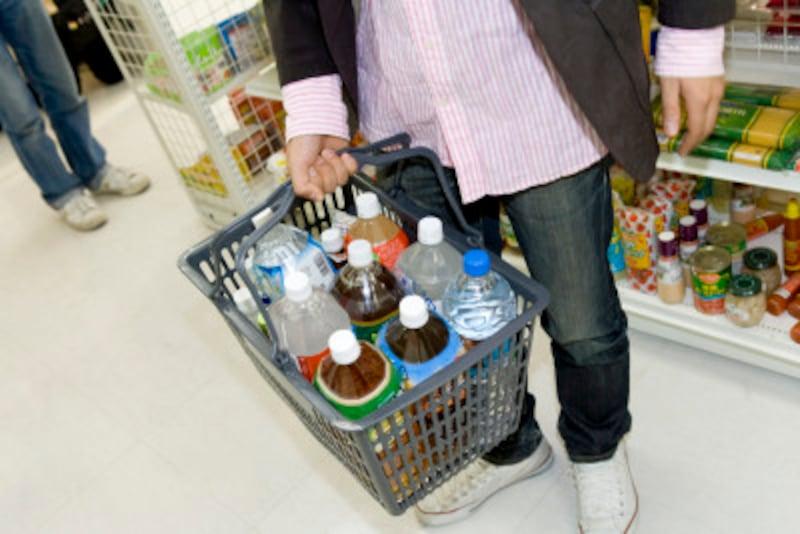 ペットボトル飲料は飲み過ぎると糖分過多に