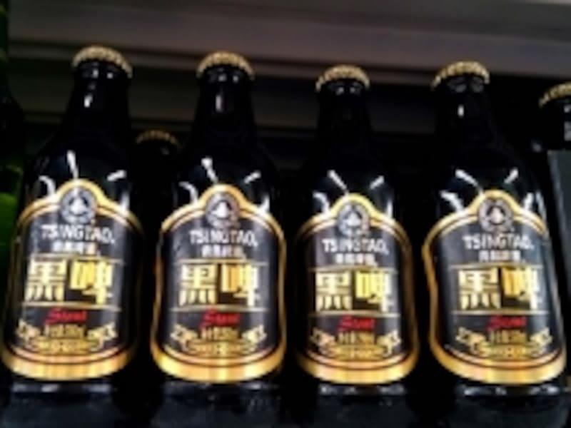 青島ビール「黒ビール」