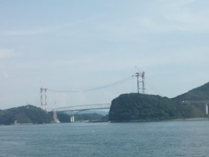 天草五橋1号橋・天門橋