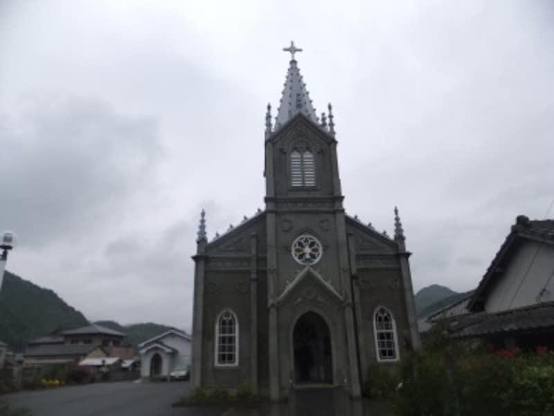 崎津天主堂(1)