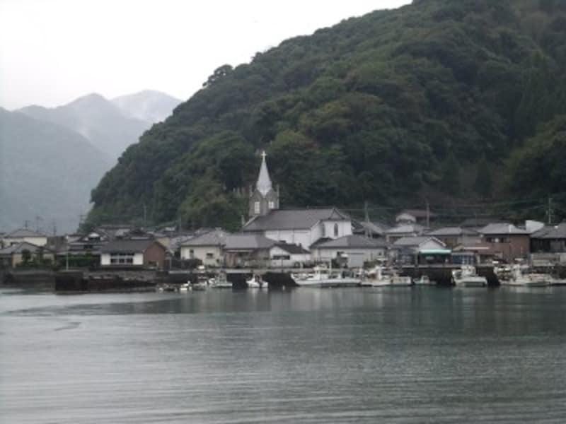 崎津天主堂(2)