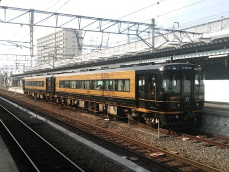 熊本-三角を結ぶ特急「A列車で行こう」