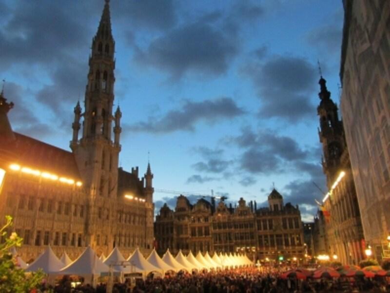 ビール王国の首都ブリュッセルで開催される