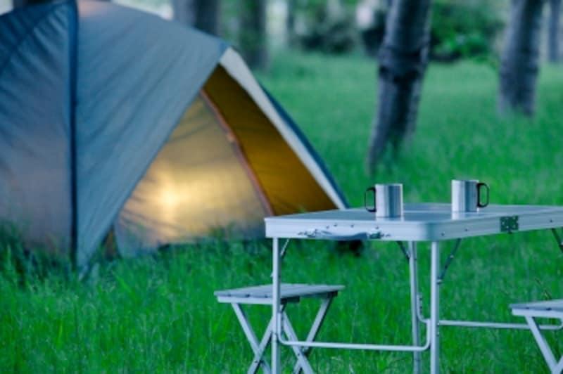 オートキャンプ初心者がするべきキャンプの準備