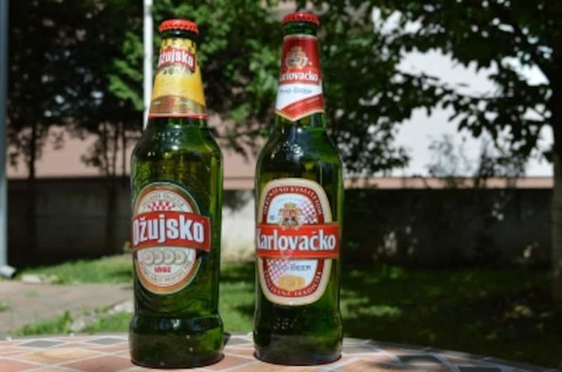 クロアチアのビール