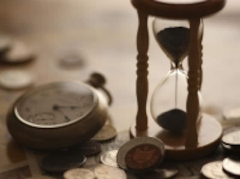投資信託で時間を味方につける