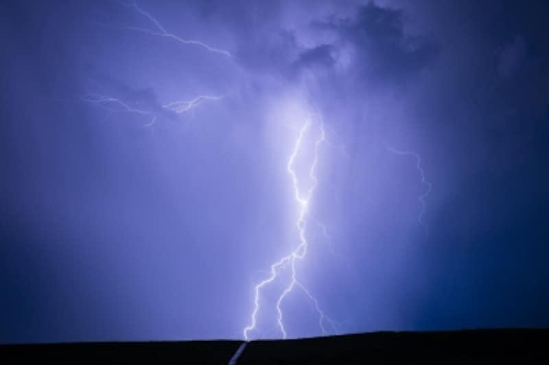 ピカッゴロゴロゴローッ!雷が鳴ったら、あなたならどうする?