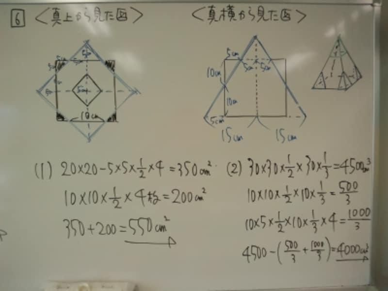 中学受験の算数 勉強方法