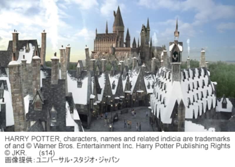 「ウィザーディング・ワールド・オブ・ハリー・ポッター」