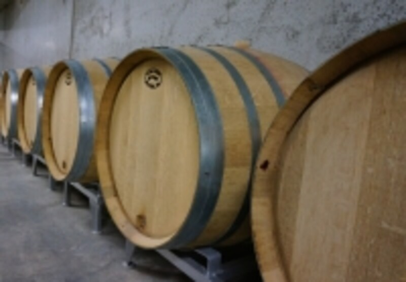 熟成用の樽
