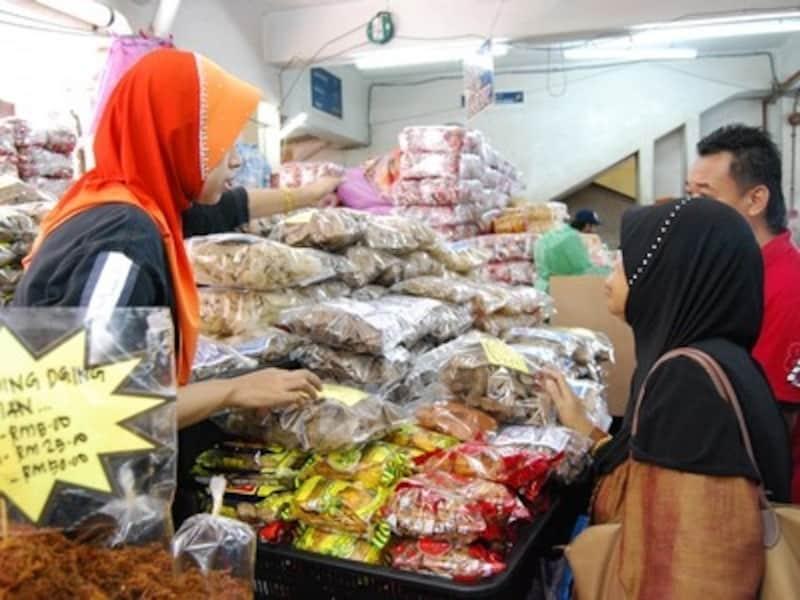トレンガヌ市場