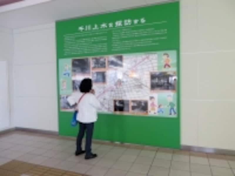 千川上水の紹介