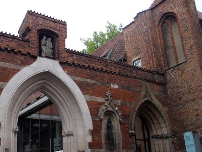 元修道院の博物館