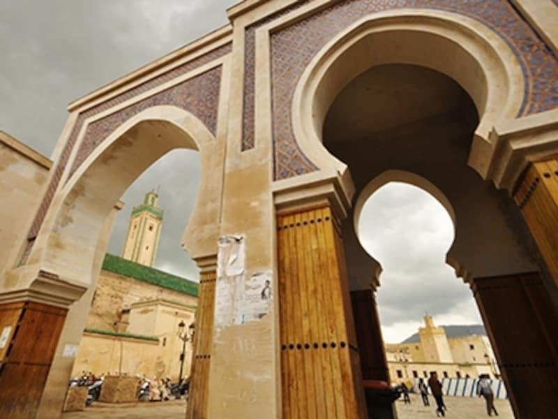アンダルース地区のルシーフ門