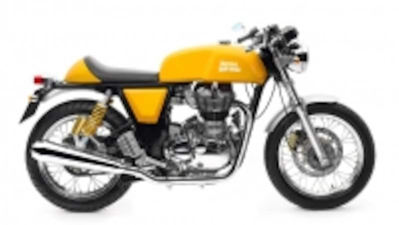 CONTINENTAL GT(YELLOW)