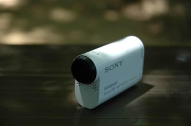 「HDR-AS100V」本体