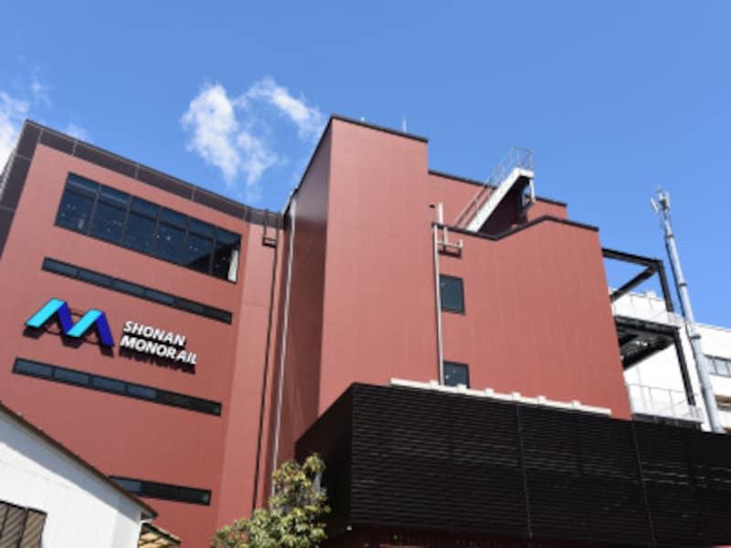 リニューアルした「湘南江の島」駅