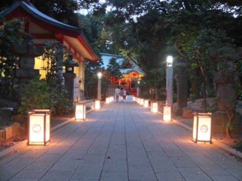 江の島灯籠