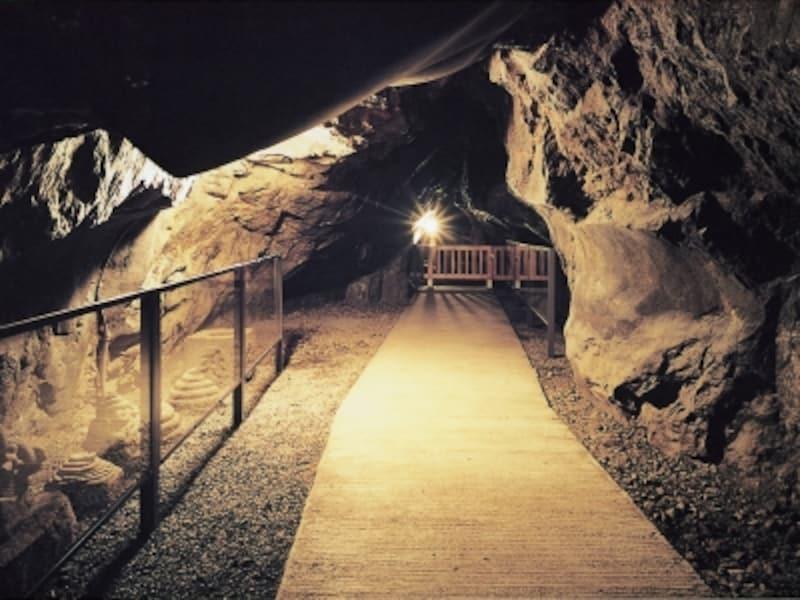 江の島岩屋内部(写真提供:藤沢市観光協会)
