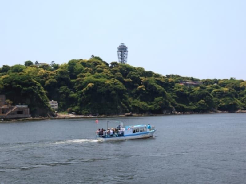 遊覧船べんてん丸(写真提供:藤沢市観光協会)