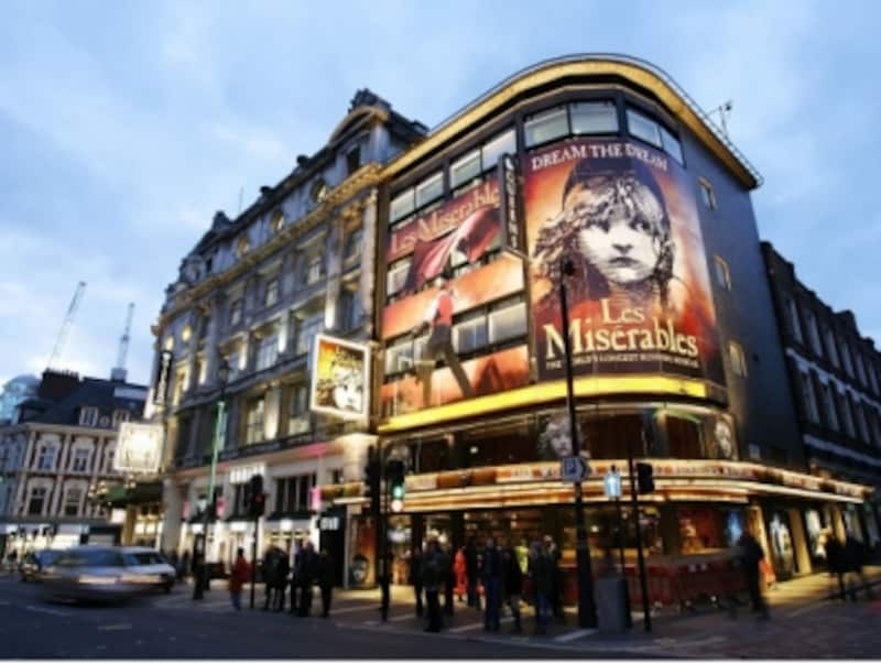 ロンドンのシアター