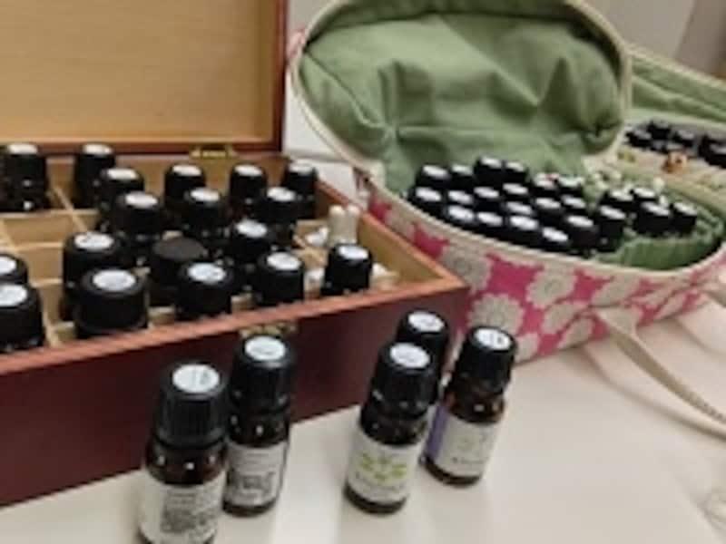 混ぜた方が断然、良い香りになります