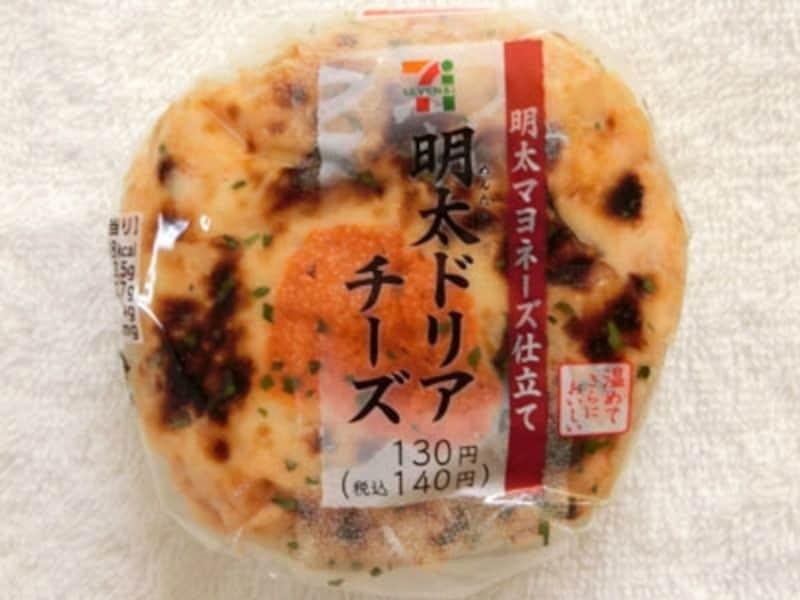 セブンイレブン明太ドリアチーズおむすび