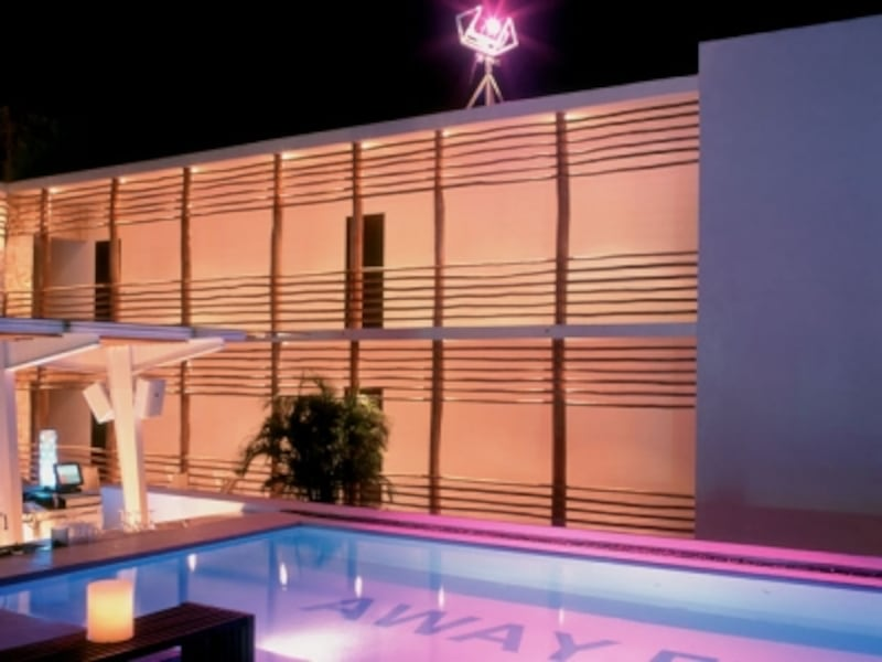 都会とビーチを体感できるプラヤ・デル・カルメンではホテル選びも重要undefined©Deseo