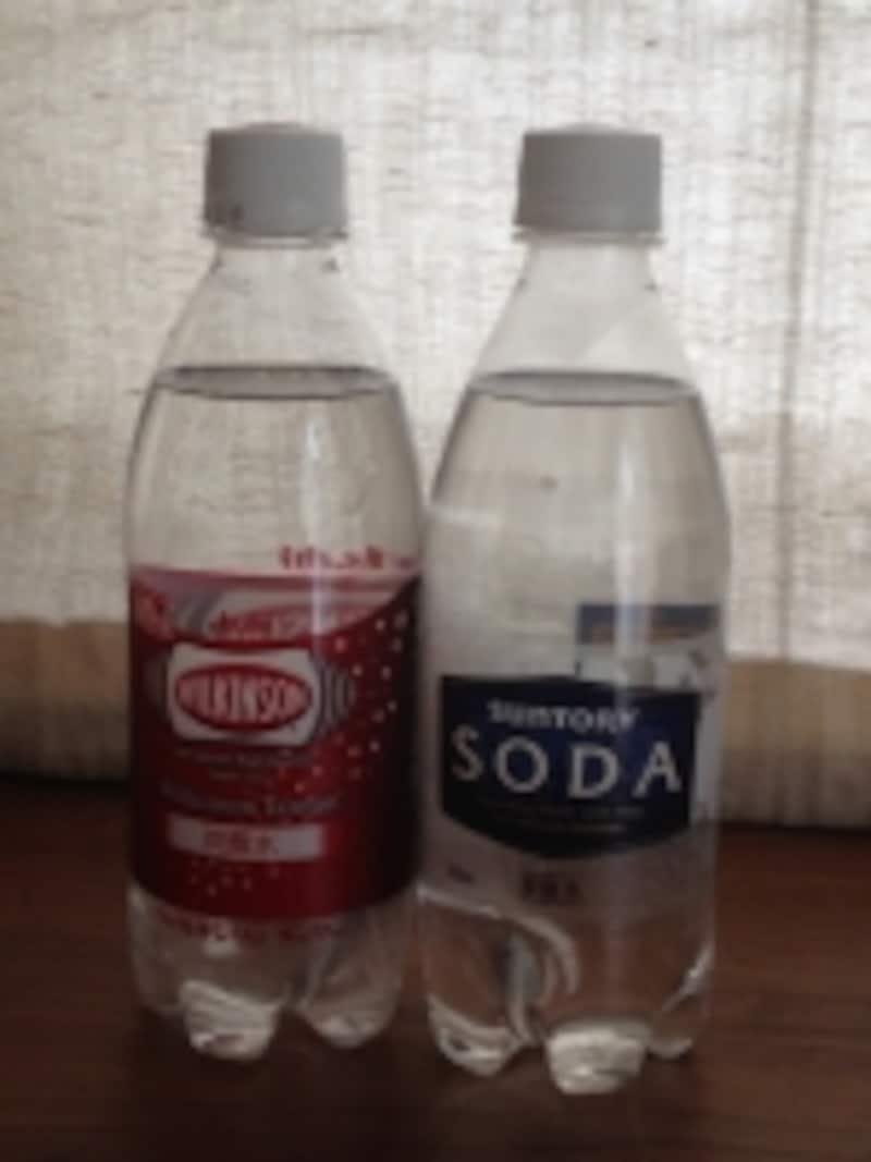 国産の炭酸水