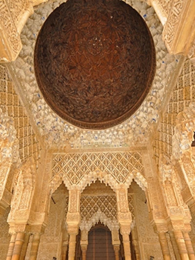 ナスル朝宮殿のライオン宮、諸王の間