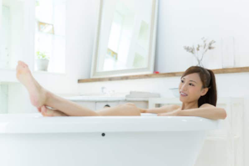 お風呂で基礎代謝アップ