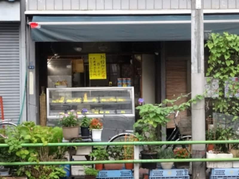 天ぷらのみの惣菜店