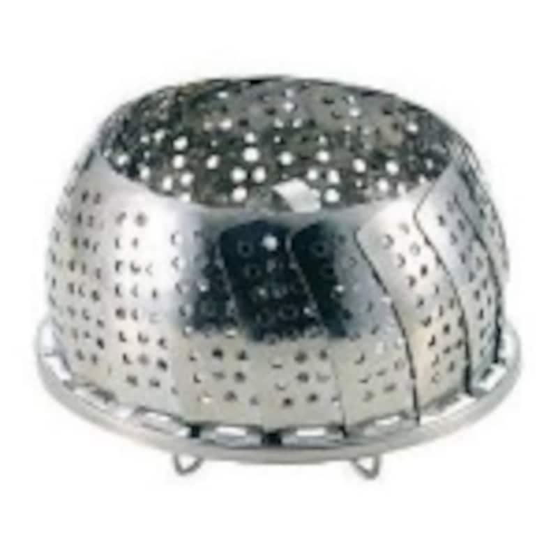 金属製の蒸し器