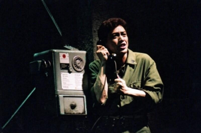 『ミス・サイゴン』クリス役undefined写真提供:東宝演劇部
