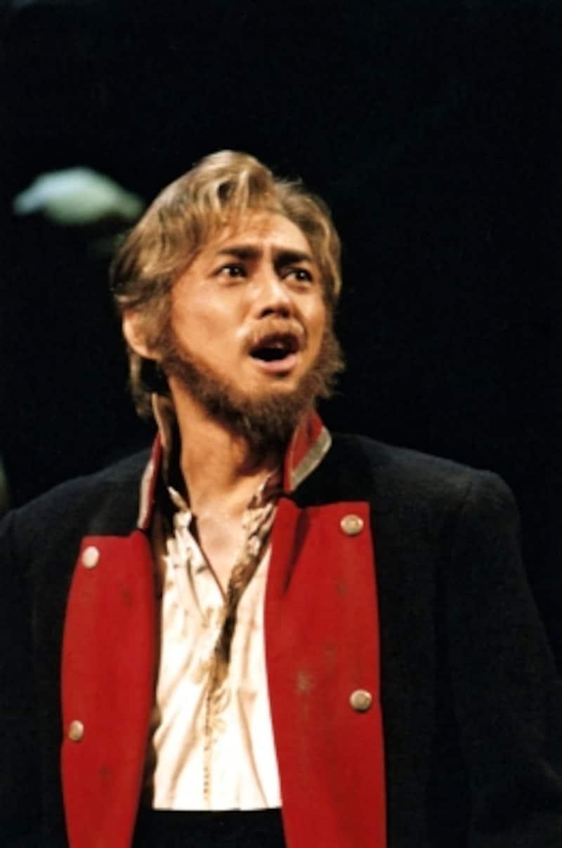 『レ・ミゼラブル』2003年公演よりundefinedジャン・バルジャン役undefined写真提供:東宝演劇部