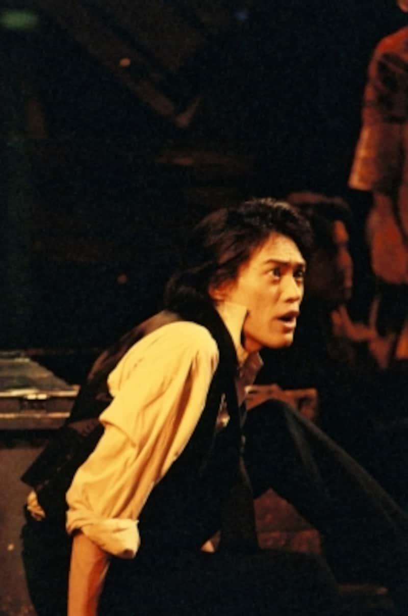 『レ・ミゼラブル』1999年公演よりundefined写真提供:東宝演劇部