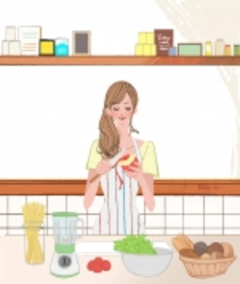 料理ができるキッチン設備がある?