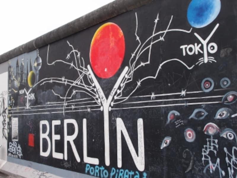 ベルリンの壁~建設から崩壊までドイツ分裂をわかりやすく解説~