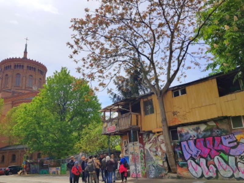 クロイツベルクの壁