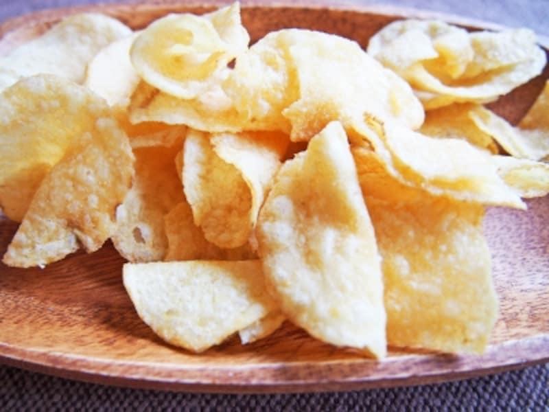 食べ応えのある大人のポテトチップス