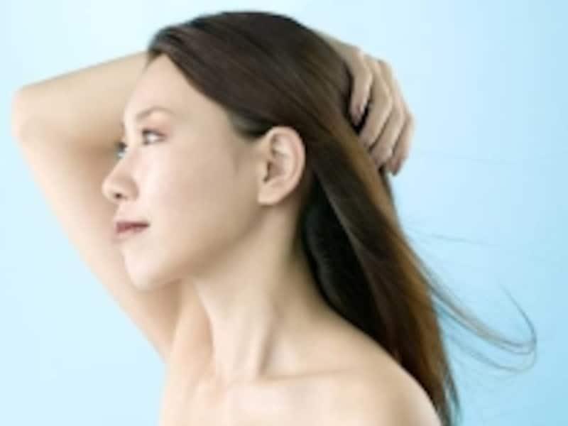 女性の髪の悩みも多いもの