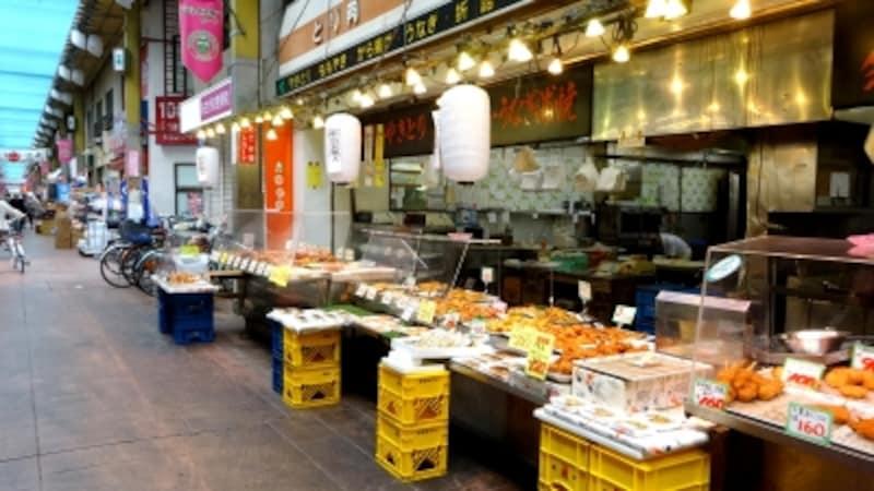 ジョイフル三ノ輪の代表的なお惣菜店