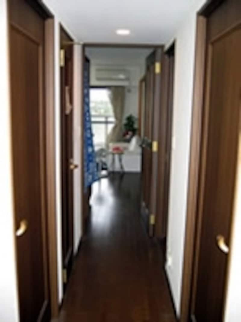 廊下や出入り口はモジュールの影響を受けやすい場所だと言えるでしょう