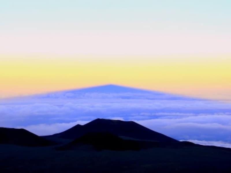 ハワイ島の聖地マウナケア