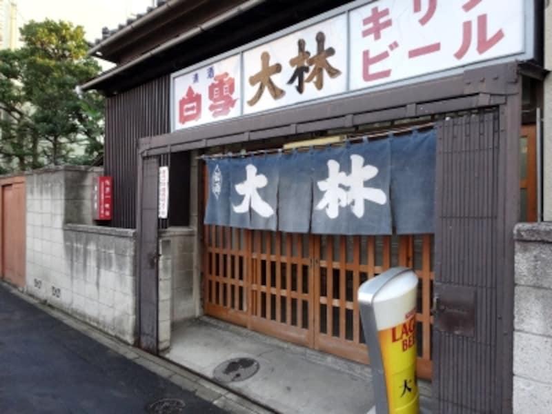 携帯禁止、撮影禁止の昔ながらの居酒屋