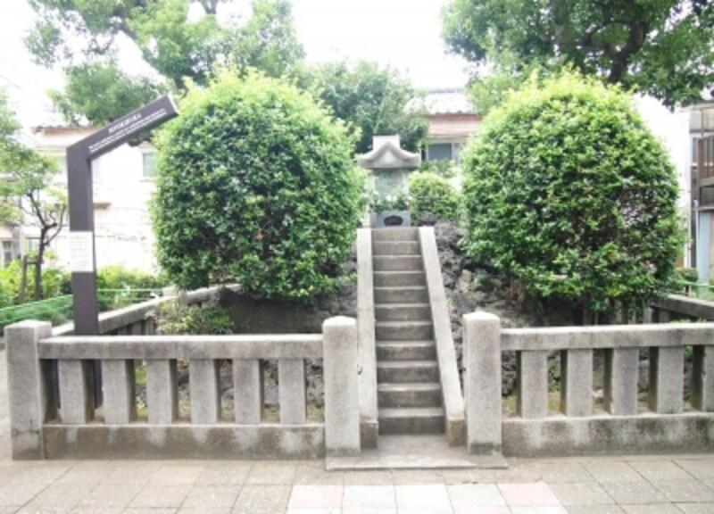 謡曲「隅田川」は妙亀尼の伝説を元に作られた