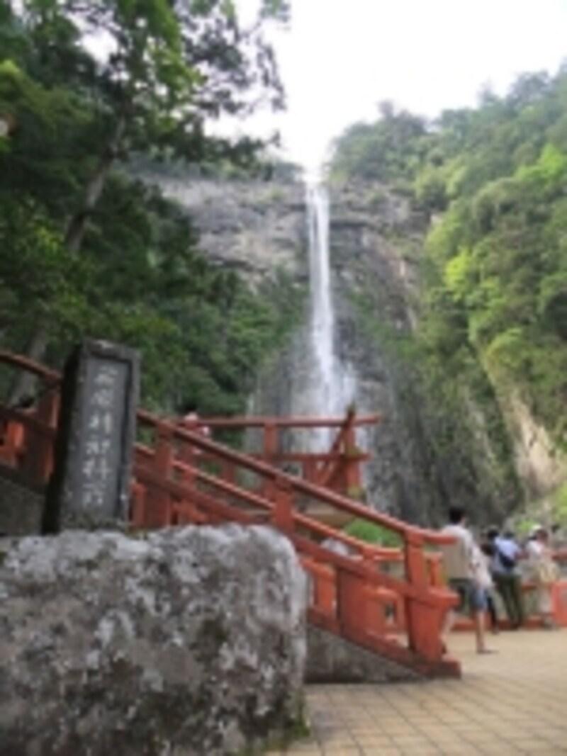 那智の滝・飛瀧神社(5)/お滝拝所