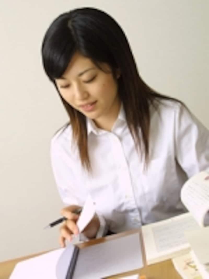 行政書士試験,勉強