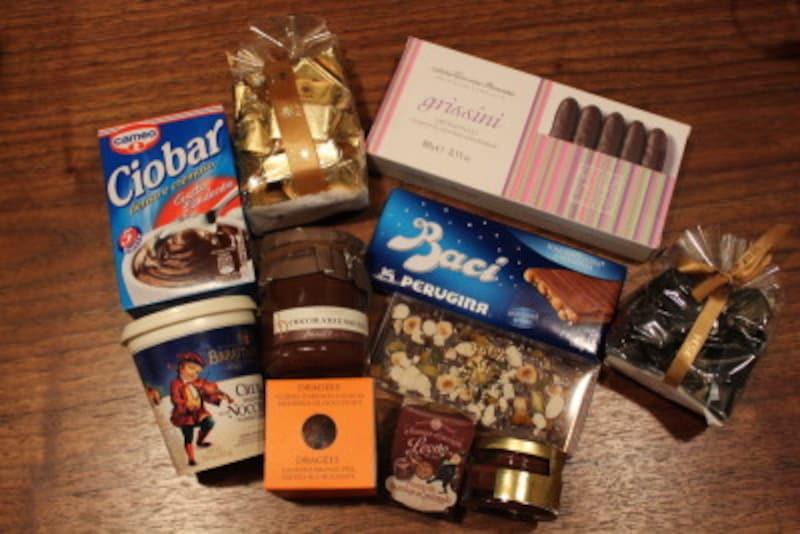 イタリア語でチョコレートは?